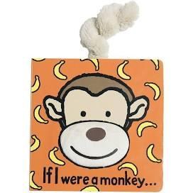 $13.00 IF I WERE A MONKEY BOOK