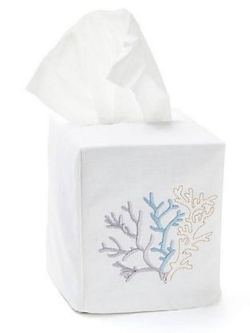 Tissue Box Cover Coral collection with 1 products