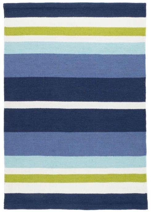 $66.00 Elliot Stripe 2x3 In/Out Rug
