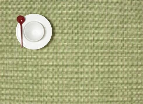 $15.00 Mini basketweave Rect. Dill Placemat