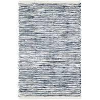 $188.00 Tideline 3X5 Navy In/Out Rug
