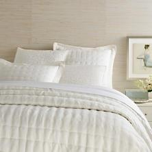 $542.00 Queen Brussels Ivory Quilt