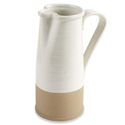POUR Stoneware Pitcher collection with 1 products