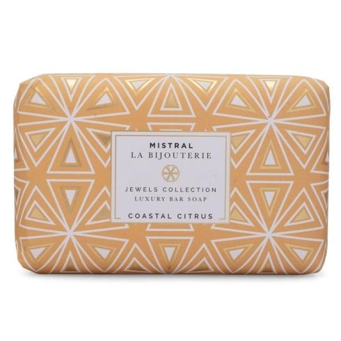 $9.95 Coastal Citrus Jewels Bar Soap