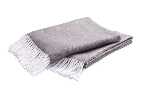 Pezzo Throw Charcoal collection with 1 products
