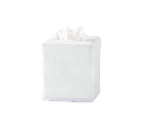 Chelsea White Tissue Box Cover collection with 1 products