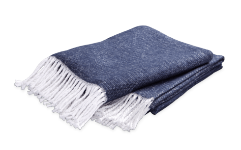 Pezzo Throw Navy collection with 1 products