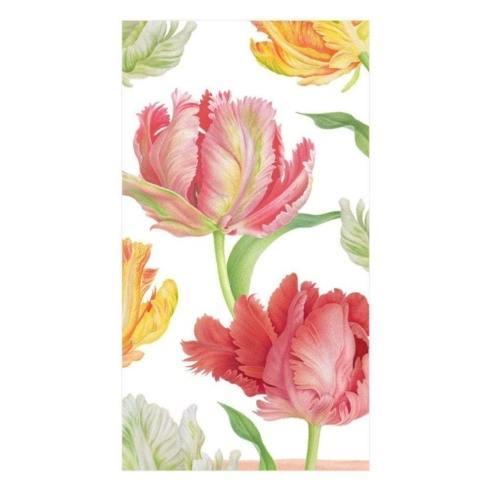 $8.95 Tulip Dance Paper Guest Towels