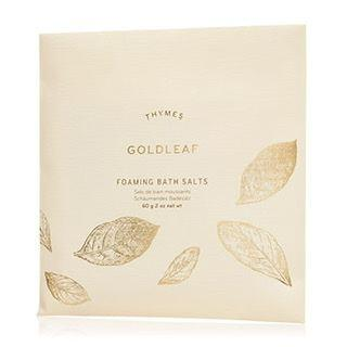 Goldleaf Bath Salts Envelope collection with 1 products
