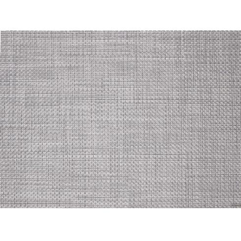 $15.00 basketweave Rect. Shadow Placemats