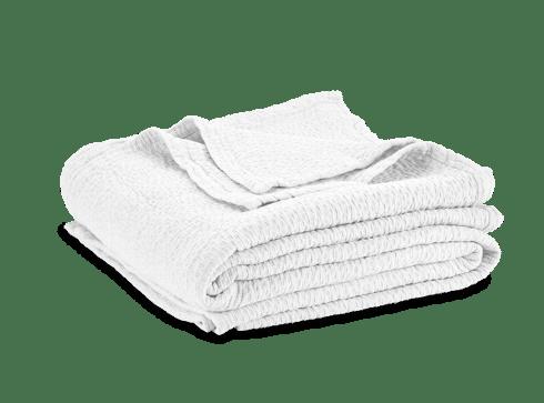 $297.00 Costa King White Coverlet