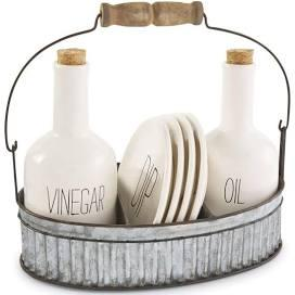 Oil & Vinegar Appetizer Set collection with 1 products
