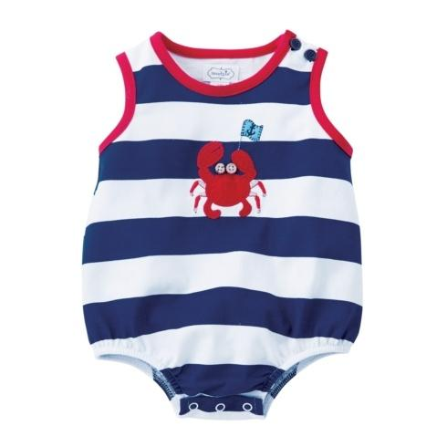 $28.00 Jersey Crab Bubble 3-6mos.
