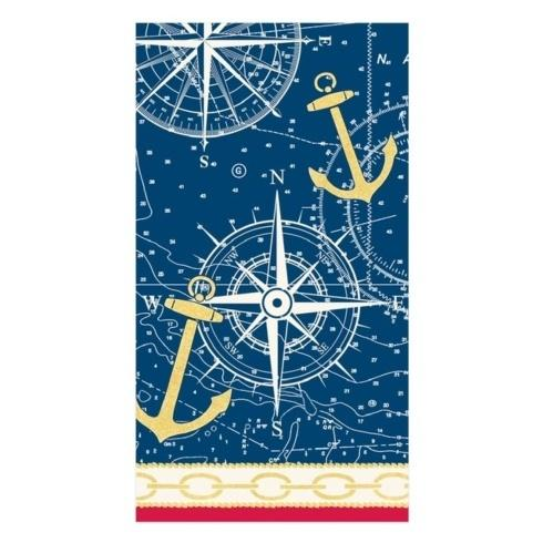 $8.95 Weigh Anchor Paper Guest Towels