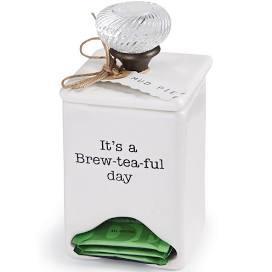 $25.00 Tea Bag Caddy