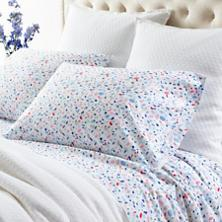 $68.00 Pair King Terrazzo Pillowcases