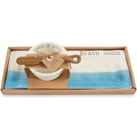 Beach House Appetizer Set collection with 1 products