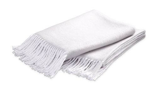 Pezzo Throw Silver collection with 1 products