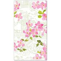 $8.95 Blossoming Branches Paper Guest Towels