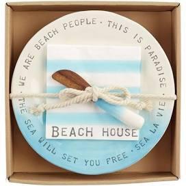 $30.00 Beach House Cheese Set
