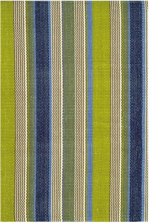 $152.00 Marina Stripe 2.5X8 In/Out Runner
