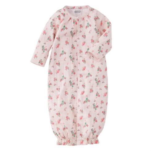$34.00 Rosie Gown 0-3mos.