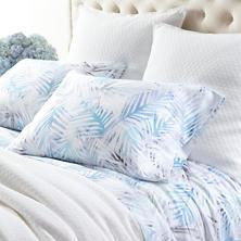 $65.00 Pair King Tranquility Pillowcases
