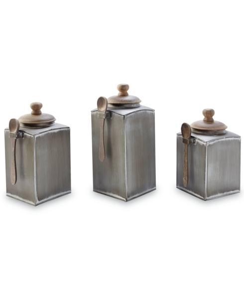 Tin Canister Set/3 collection with 1 products