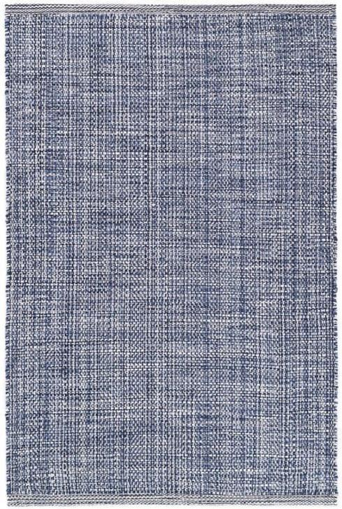 $44.00 Fusion 2X3 Blue In/Out Rug