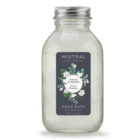 $20.00 White Flowers Classic Bubble Bath