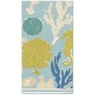 Sealife Paper Guest Towels collection with 1 products