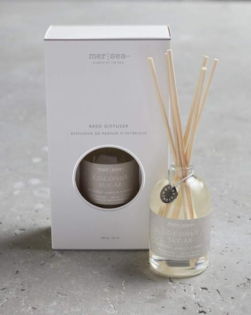 Coconut Sugar Reed Diffuser collection with 1 products