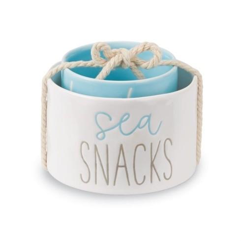 $27.00 Beach Snacks Dip Cup Set