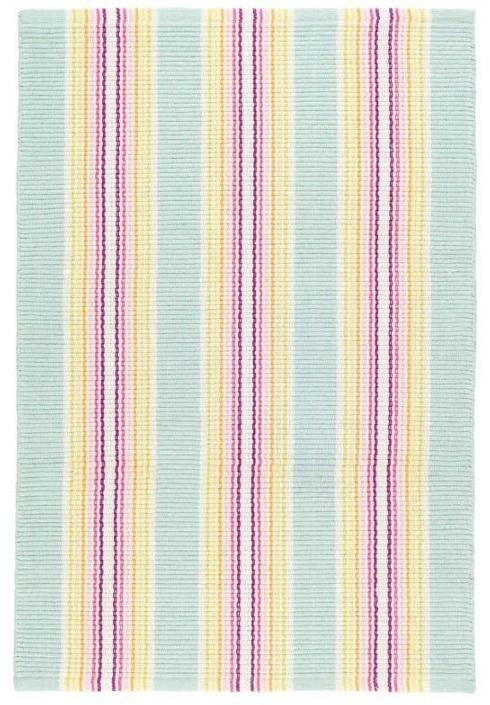 $44.00 Eden Stripe 2X3 Cotton Rug