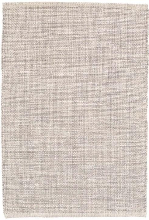 $98.00 Marled Grey 2.5X8 Cotton Runner