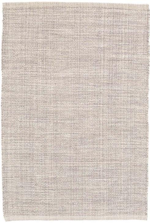 $98.00 Marled Grey 2.5X8 Cotton Runner