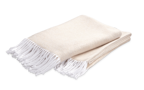 Pezzo Throw Champagne collection with 1 products