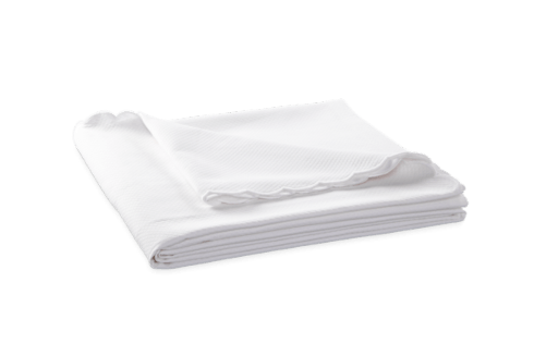 Diamond Pique Queen White Coverlet collection with 1 products