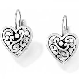 Contempo Heart Leverback Earrings collection with 1 products