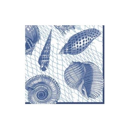 $6.95 Netting & Shells Paper Cocktail Napkins