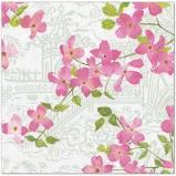Blossoming Branches Paper Cocktail Napkins collection with 1 products