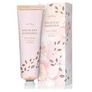 $18.00 Goldleaf Gardenia Hand Creme