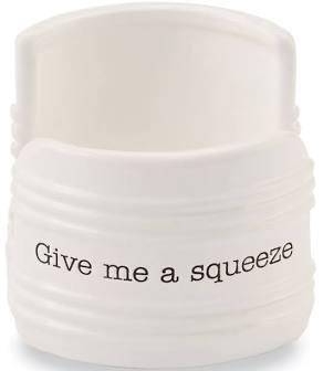 $15.00 Give Me A Squeeze Sponge Caddy