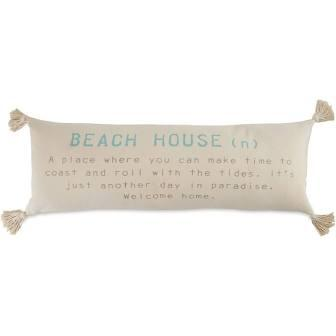 $38.00 Beach House Definition Pillow