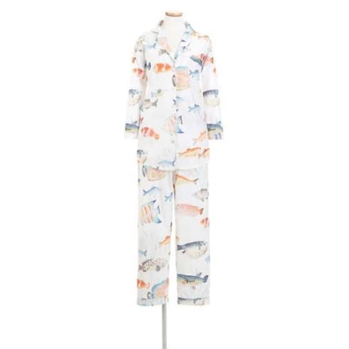 $132.00 Medium Happy Fish Pajama