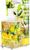 Lemon Basil Foaming Hand Soap Napkin Set collection with 1 products