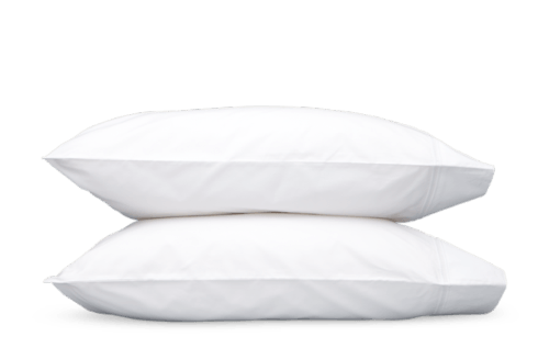 Pair Std. Essex White Pillowcases collection with 1 products