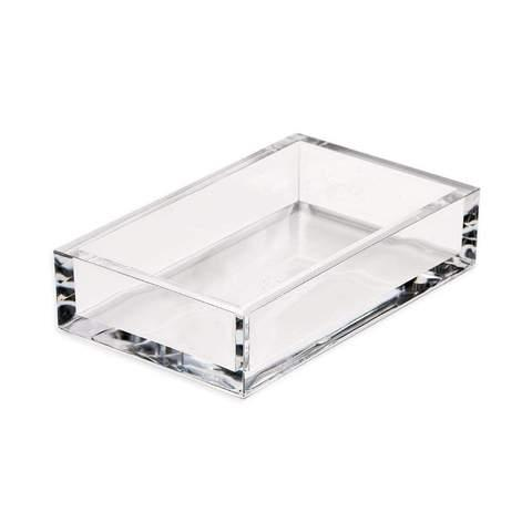 $32.50 Acrylic Guest Napkin Holder