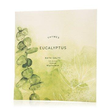 Eucalyptus Bath Salts Envelope collection with 1 products