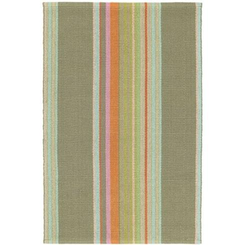 $140.00 Stone Soup 4X6 Cotton Rug